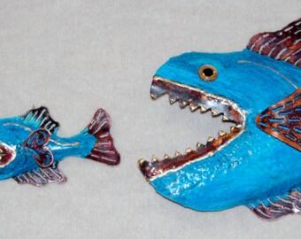 fish evolution