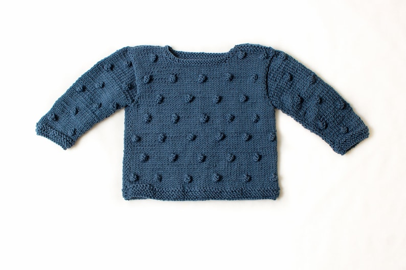 d28af676c6fa Childrens baby toddler girls boys hand knitted Sweater Jumper