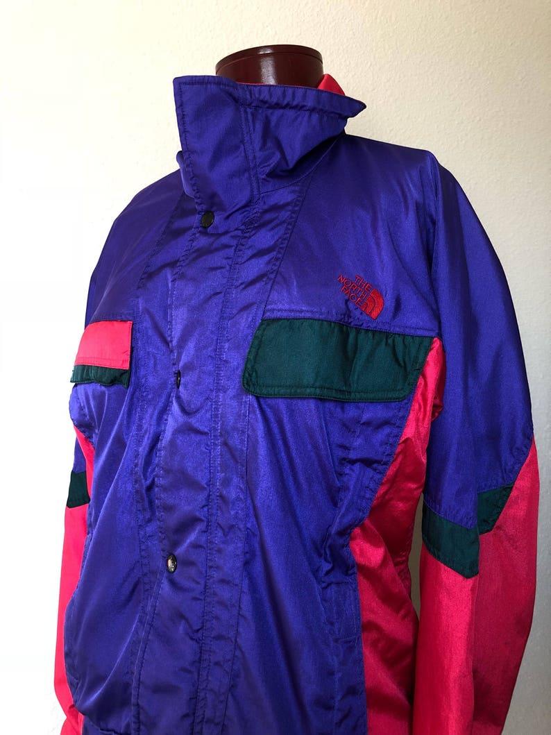 dd1f3087b0 Vintage North Face jacket Gore-Tex 90s windbreaker ski jacket
