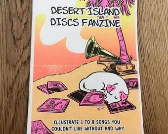 Desert Island Discs Fanzine