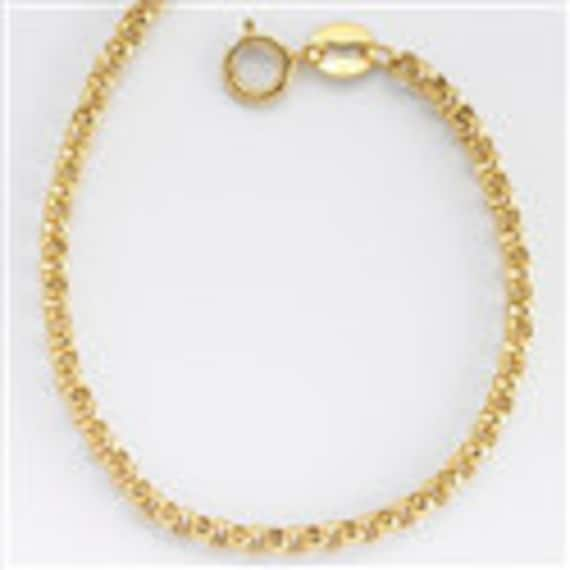14k Gold Filled Rolo Link 18 inch Pendant Chain/ or your custom length