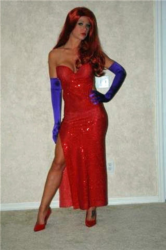 how to look like jessica rabbit