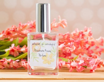 Passionate Kisses Perfume  Best Friend Gift  Girlfriend Gift  Natural Bridesmaid Stress Anxiety Relief