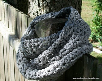 PDF crochet pattern Second Avenue Cowl Neckwarmer for teens and women permission to sell INSTANT DOWNLOAD