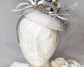 Silver/Gray Vintage Photography Fashion Hat (Volume One)