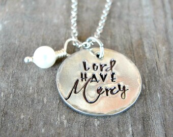 Lord Have Mercy - Southern Jewelry - Southern Gift - Funny Gifts - Southern Sayings - Girlfriend Gifts - Christian Jewelry