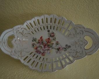 Porcelain Handpainted Bowl