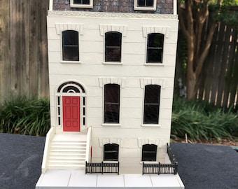 Quarter Inch Scale London Townhouse Kit