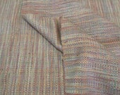 WOVEN LIGHTWEIGHT UPHOLSTERY FABRiC 2 yards x 46 quot wide