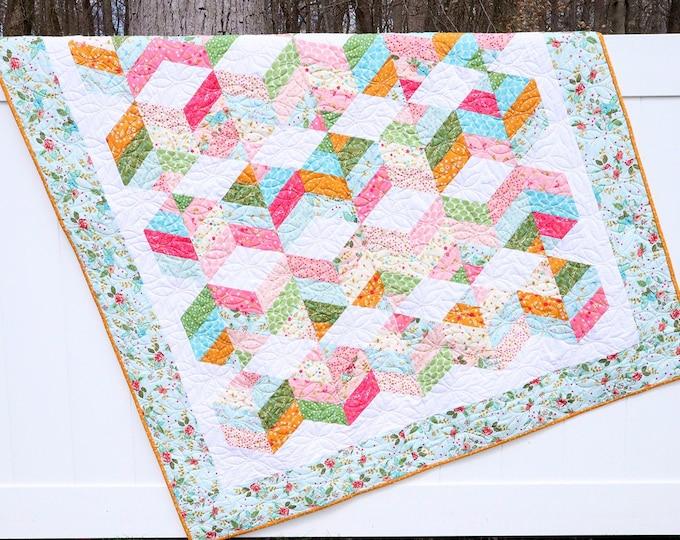 Penny Serenade PAPER Quilt Pattern