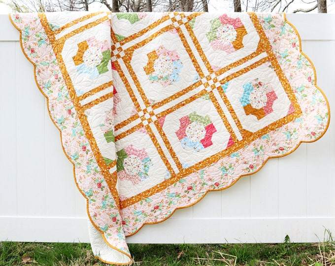 String of Pearls PDF Download Quilt Pattern
