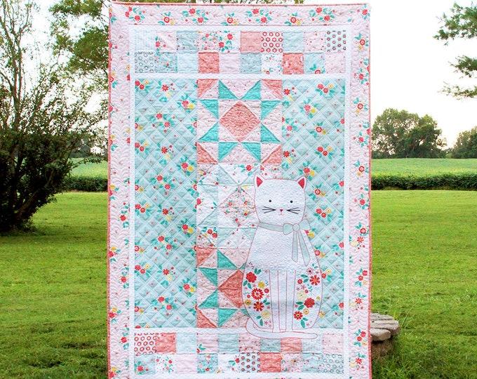Daisy's Garden PAPER Quilt Pattern