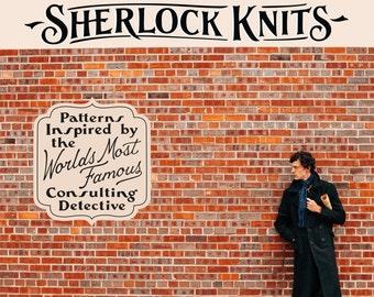Sherlock Knits, Autographed