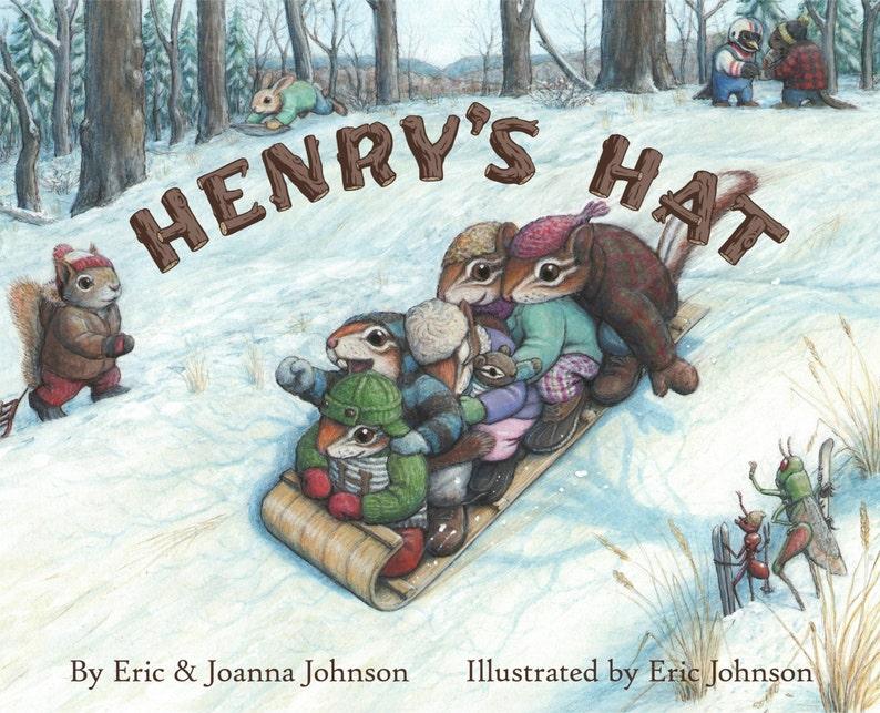 Henry's Hat Autographed image 0