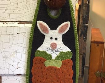 Snack Time Rabbit Door Hanger Kit