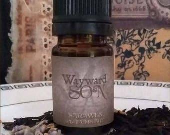 WAYWARD SON Gothic Supernatural Perfume Oil / Vegan Perfume cologne mens scent /
