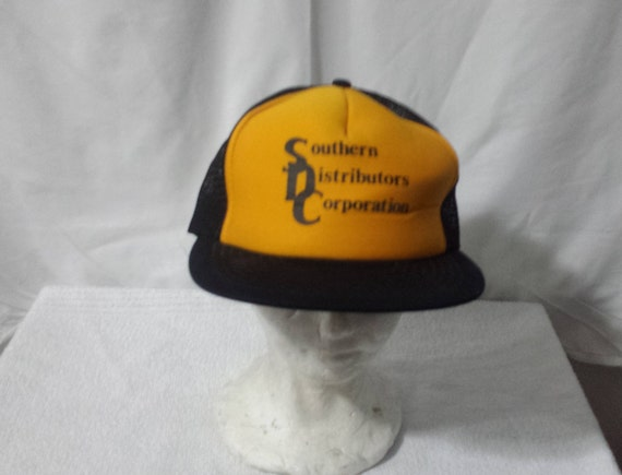 e72172a4bf5 SDC Trucker Mesh Cap Baseball Hat Snap Back Hat