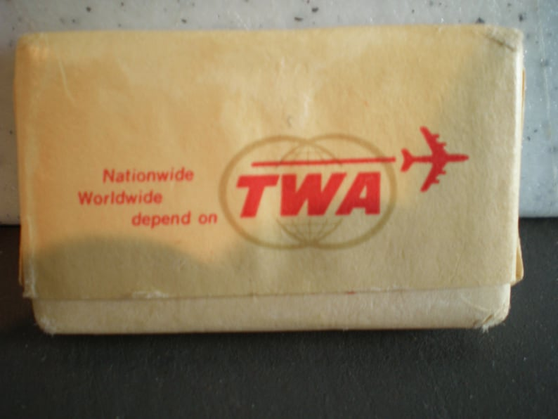 Unused Twa Bar Of Soap