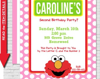 Elmo Birthday Party Decorations Girl