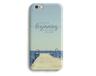 """iphone 6 Case """"New Beginnings"""" Smartphone Cover"""