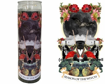 Limited Edition Candle: Season of the Witch