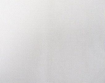 1 Yard Blank Needlepoint Canvas18 Count, Zweigart Orange Line Needlepoint, Canvas, Zweigart Mono Delux Orange Line Canvas