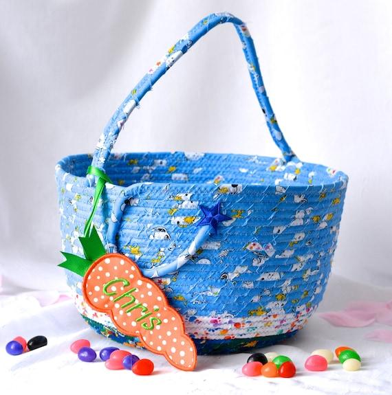 Boy Easter Basket, Handmade Easter Bucket, Boy Easter Bucket, Toy Storage, Game Toy Bucket, Stuffed Animal Bin Storage