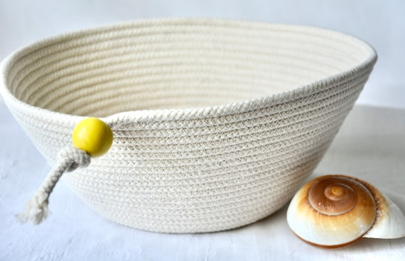 Bread Proofing Basket, Handmade in the USA, Beige Country Bowl, Banneton Bread Bowl, Rustic Sourdough Baking Basket, Baker's Gift