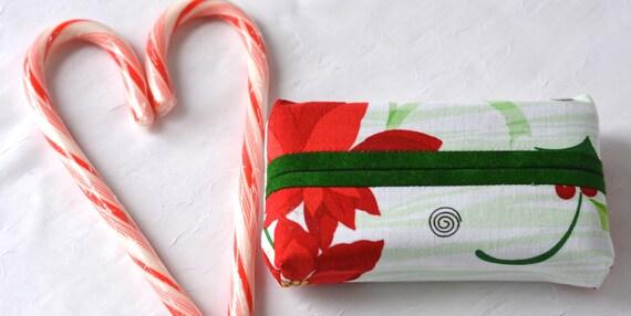 Kleenex Pocket Tissue Holder, Handmade Travel Tissue Case, Lovely Party Favor, Cute Purse Accessory,  Easter Basket Filler, Stuffer