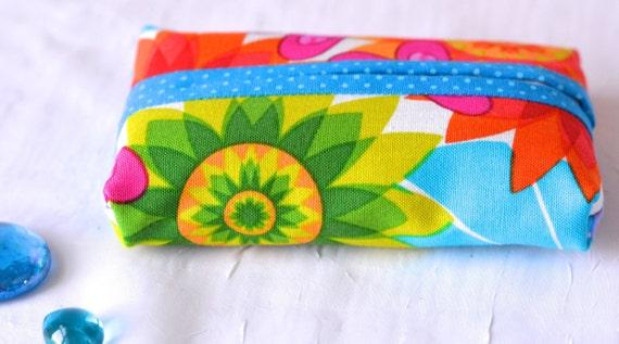 Kleenex Tissue Holder, Handmade Travel Tissue Case, Lovely Bachelorette Party Favor, Purse Accessory, Pocket Tissue Case, Stocking Stuffer