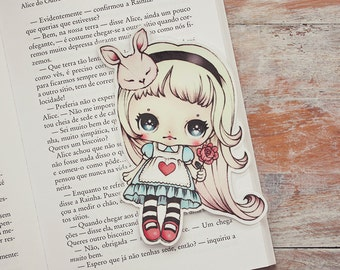 Alice in Wonderland - bookmark