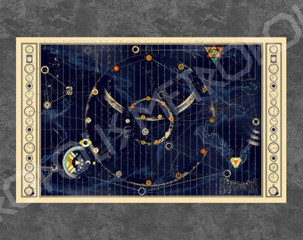 Time Bandits replica map