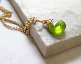 Lg - Rare Gemstone - Green Idocrase Stone Charms - Olive Green Vesuvianite Jewelry - Vesuvianite Pendant - Vessonite Gemstone Jewelry