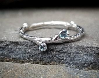 259a46e0cb154 Natural alexandrite ring   Etsy