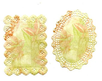 3 - Pack of decorations for your cards or scrapbooking