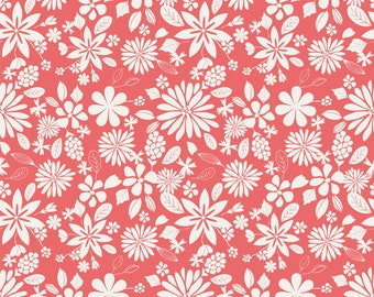 Flower Main from Hand Picked by Sweet Bee Designs c18601 NA