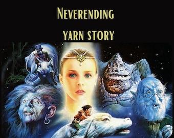 Neverending Yarn Story advent calendar