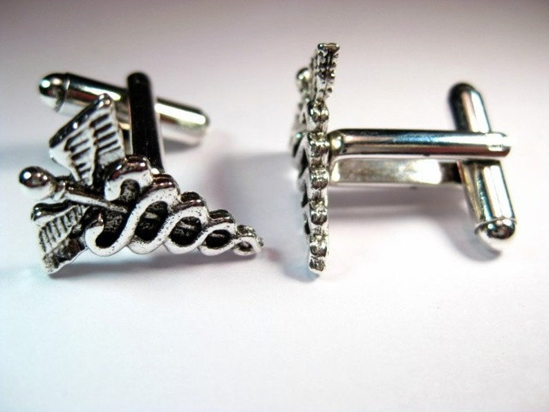 Medical Staff Doctor Cuff Links image 0