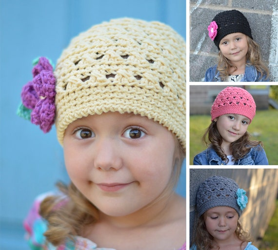 Pattern Crochet Hat Crochet Pattern Crochet Pattern For Etsy