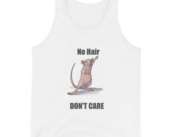 Hairless Rat Unisex Tank Top