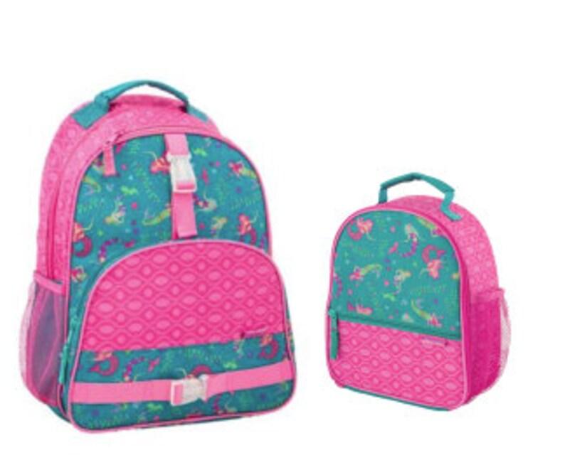 5f71baef730 Personalized Girls MERMAID Backpack SET MERMAID Backpack | Etsy