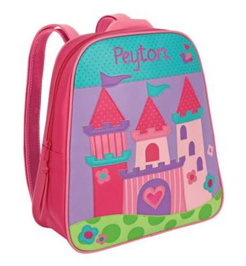 PRINCESS Backpack, Personalized Girls Stephen