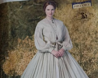 Butterick B5831 size 8 only
