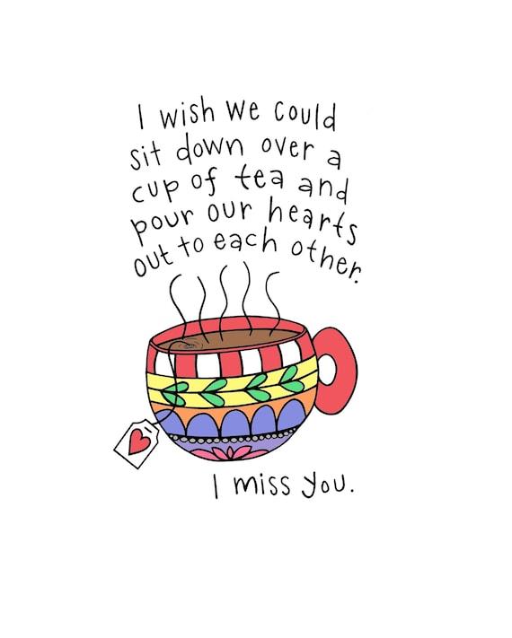 ich vermisse dich freundschaft