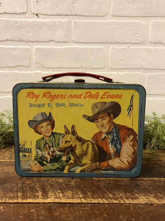 Vintage Roy Rogers Dale Edwards universal American
