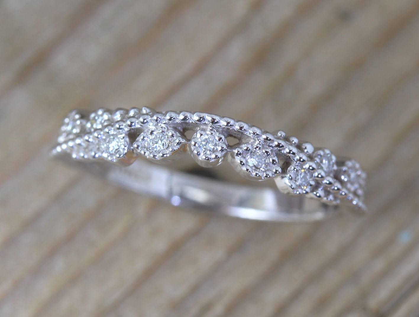 50: Antique Filigree Wedding Rings At Reisefeber.org