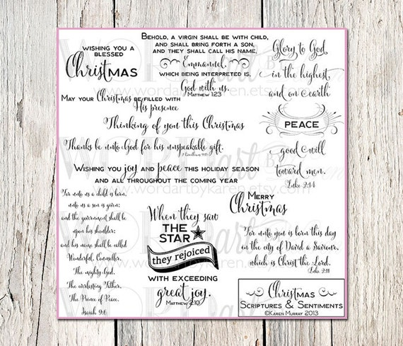 image 0 - Christmas Scriptures