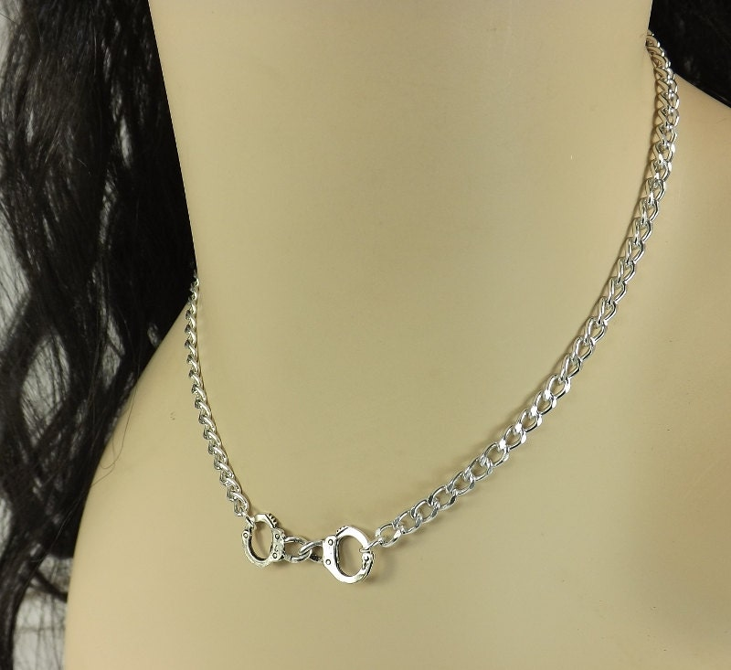 Day collar discreet submissive jewelry lifestyle necklace - product image