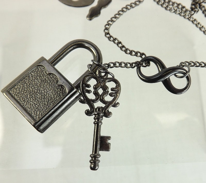 BDSM gift Infinity Necklace bdsm