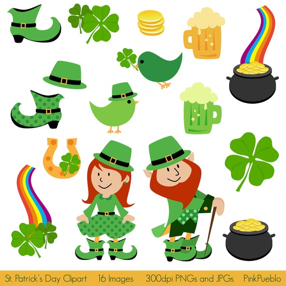 St Patrick S Day Clipart Clip Art St Patricks Clipart Clip Art Commercial And Personal Use
